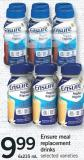 Ensure Meal Replacement Drinks - 6x235 Ml
