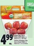 Organic Gala - Fuji Or Granny Smith Apples 2 Lb