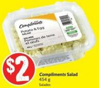 Compliments Salad 454 g