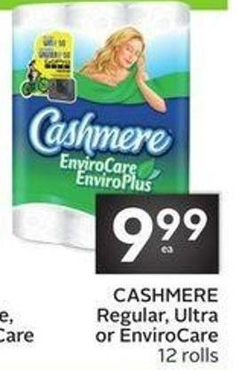 Cashmere Regular - Ultra or Envirocare