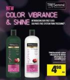 Tresemmé Color Vibrance & Shine Shampoo Or Conditioner - 739 mL