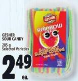 Gesher Sour Candy 285 g