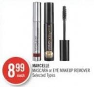 Marcelle Mascara or Eye Makeup Remover