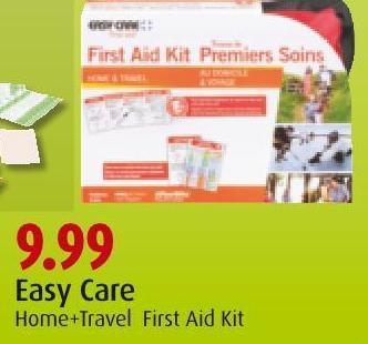 Easy Care Home+travel First Aid Kit