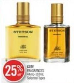 Coty Fragrances
