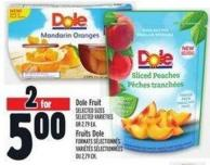 Dole Fruit