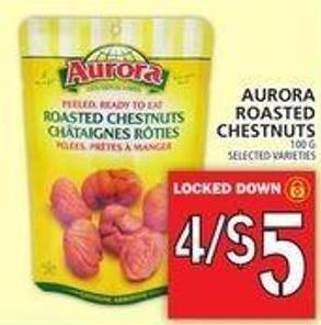 Aurora Roasted Chestnuts