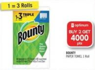 Bounty Paper Towel 1 Roll