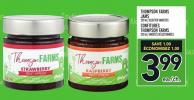 Thompson Farms Jams