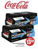 Powerade Team Pack - 24 X 591 mL