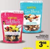 Planters Zen Blendz Trail Mixes - 225 g