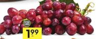 Extra Large Red Seedless Grapes Product of Chile No 1 Grade 4.39/kg