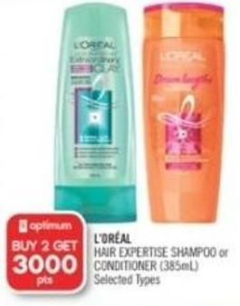 Hair Expertise Shampoo or Conditioner