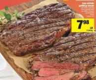 Top Sirloin Grilling Steak
