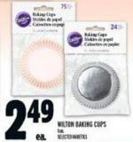 Wilton Baking Cups 1 Un