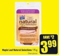 Maple Leaf Natural Selections 175 g