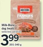 Milk-bone Dog Treats - 201-340 g
