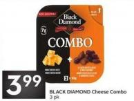 Black Diamond Cheese Combo