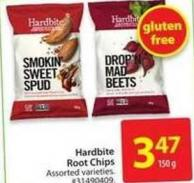 Hardbite Root Chips