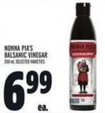 Nonna Pia's Balsamic Vinegar 250 ml
