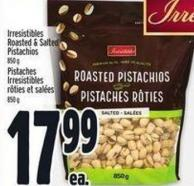 Irresistibles Roasted & Salted Pistachios