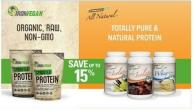 Totally Pure & Natural Protein