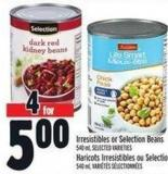 Irresistibles Or Selection Beans 540 ml