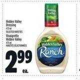 Hidden Valley Dressing