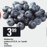 Blueberries 170 g