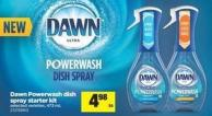 Dawn Powerwash Dish Spray Starter Kit - 473 mL