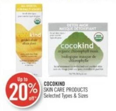 Cocokind Skin Care Products