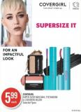 Covergirl Super Sizer Mascara - Eyeshadow or Cheekers Blush