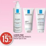 La Roche-posay Lipikar Skin Care Products