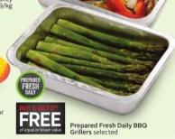Prepared Fresh Daily Bbq Grillers Selected