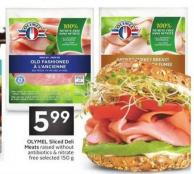 OLYMEL Sliced Deli Meats