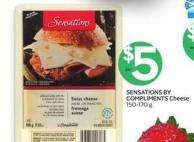 Sensations By Compliments Cheese