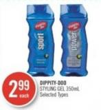Dippity-doo Styling Gel 350ml