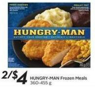 Hungry-man Frozen Meals