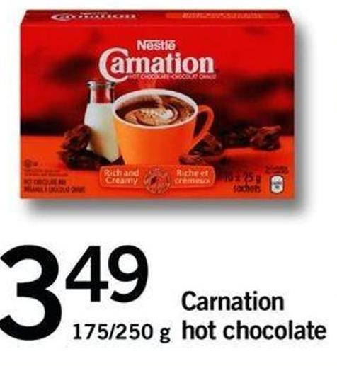 Carnation Hot Chocolate - 175/250 G