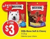 Milk-bone Soft& Chewy 113 g
