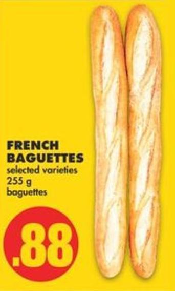 French Baguettes - 255 g