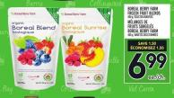 Boreal Berry Farm Frozen Fruit Blends 400 g