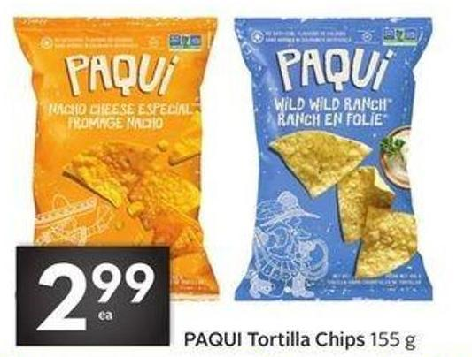 Paqui Tortilla Chips