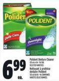 Polident Denture Cleaner