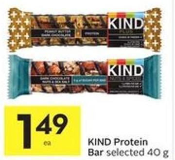Kind Protein Bar Selected 40 g