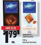 Shneider's Chocolates 100 g