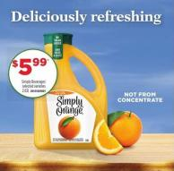 Simply Beverages - 2.63 L