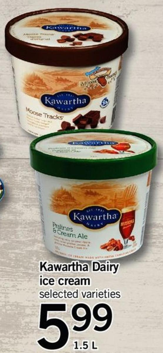 Kawartha Dairy Ice Cream - 1.5 L