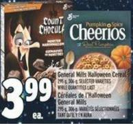 General Mills Halloween Cereal 295 g - 306 g