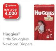 Huggies Little Snugglers Newborn Diapers